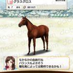 【ダビマス】グラスグロスと見事・完璧な配合となる種牡馬を作成する