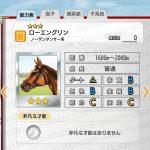 【ダビマス】アスカクリチャンと見事な配合となる牝馬を作成する