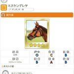 【ダビマス】エスケンデレヤと見事・完璧な配合となる牝馬を作成する