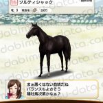 【ダビマス】ソルティシャックと見事・完璧な配合となる種牡馬を作成する