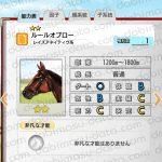 【ダビマス】ルールオブローと見事な配合となる牝馬を作成する
