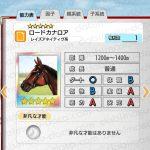 【ダビマス】ロードカナロアと見事な配合となる牝馬を作成する