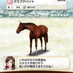 【ダビマス】グラブアバイトと見事な配合となる種牡馬を作成する