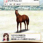 【ダビマス】クリアフォレストと見事な配合となる種牡馬を作成する