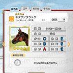 【ダビマス】キタサンブラックと見事な配合となる牝馬を作成する