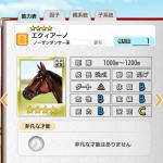 【ダビマス】エクィアーノ おすすめ配合表